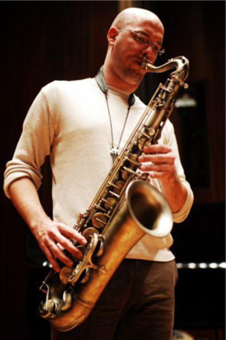 Adam Klemm-saksofon