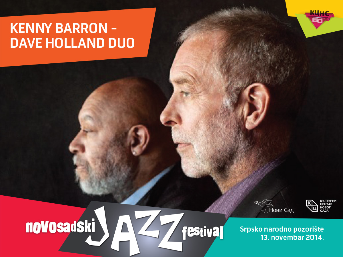 KENNY BARRON – DAVE HOLLAND DUO