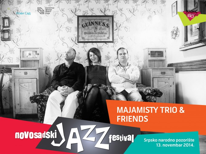 MAJAMISTY TRIO & FRIENDS
