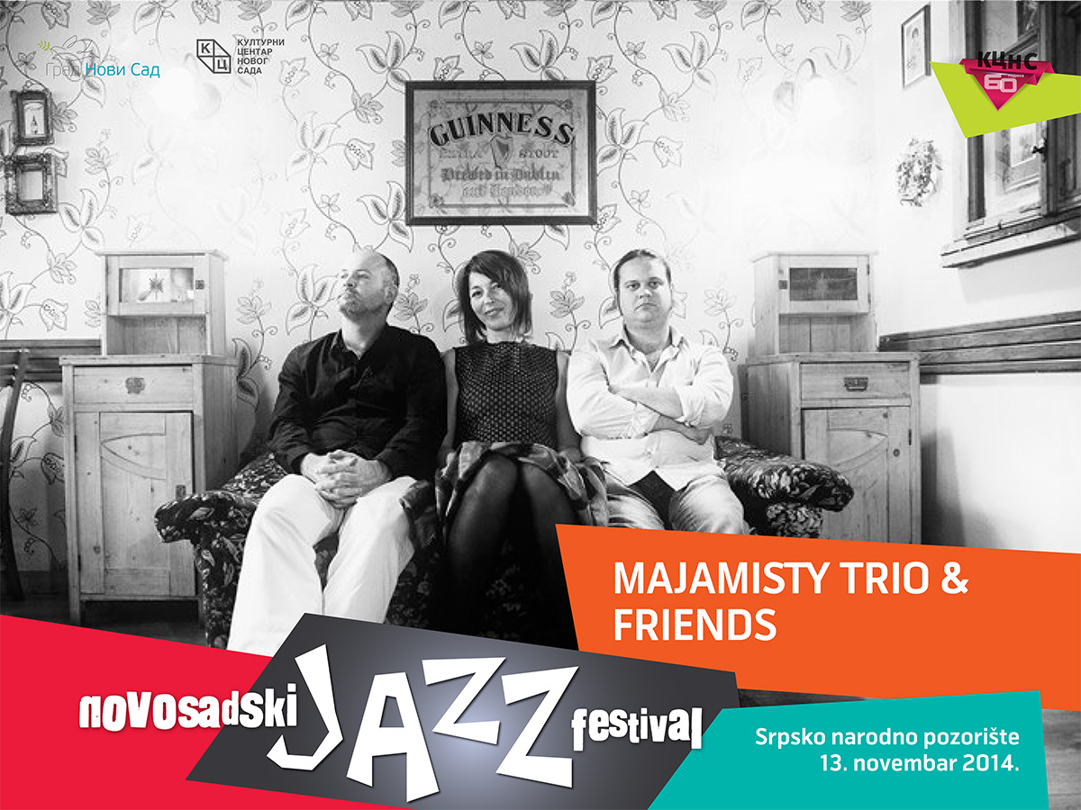 MAJAMISTY TRIO & FRIENDS