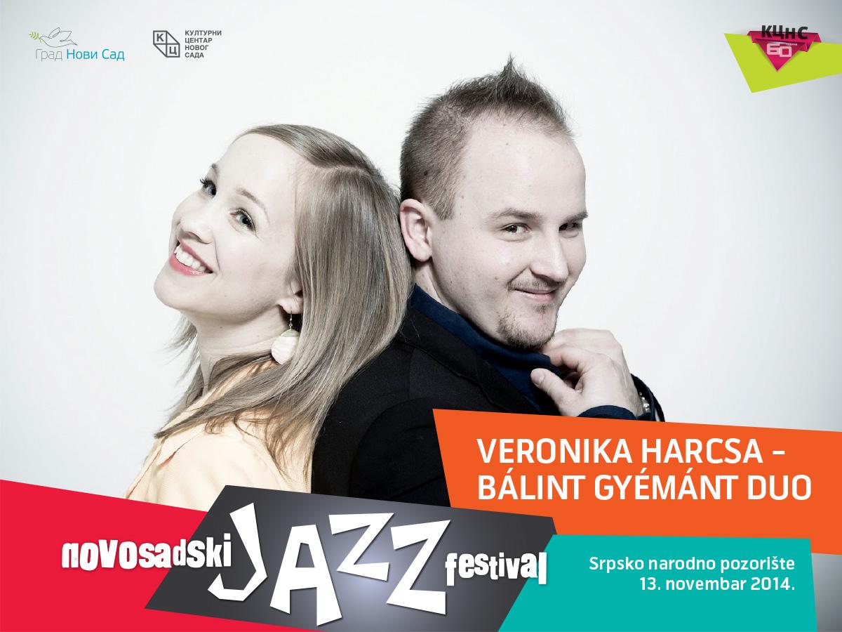 VERONIKA HARCSA & BÁLINT GYÉMÁNT DUO